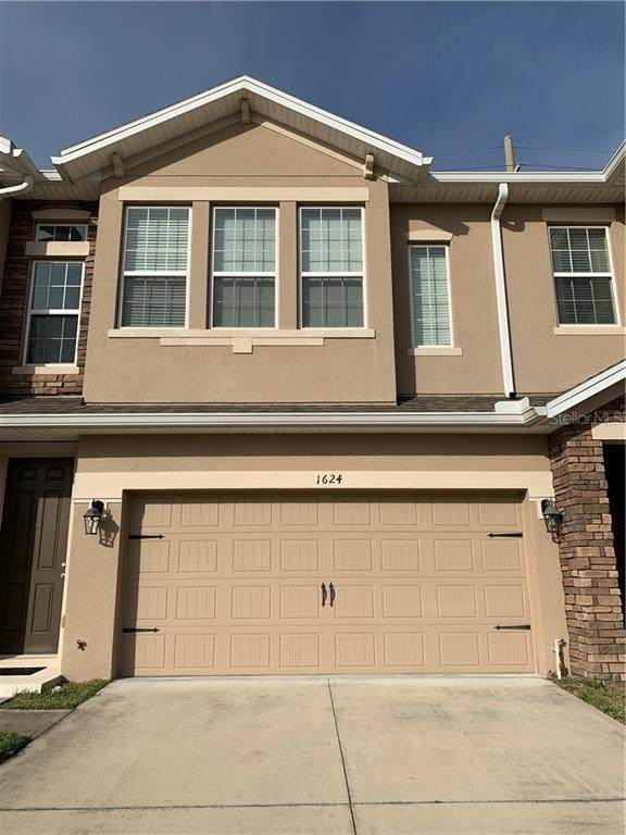 1624 Mohegan Boulevard, Kissimmee, FL 34744 (MLS #O5844437) :: Cartwright Realty