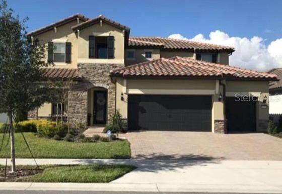 10950 Citron Oaks Drive, Orlando, FL 32836 (MLS #O5845500) :: GO Realty