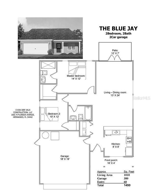 4238 E Taper Street E, Inverness, FL 34453 (MLS #O5845728) :: Team Bohannon Keller Williams, Tampa Properties
