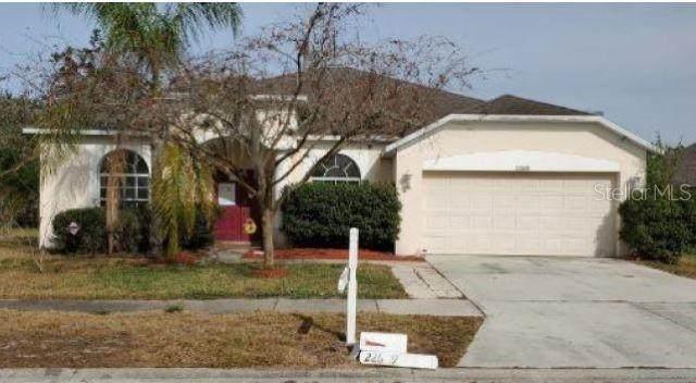 22629 Laureldale Drive, Lutz, FL 33549 (MLS #O5847024) :: Burwell Real Estate