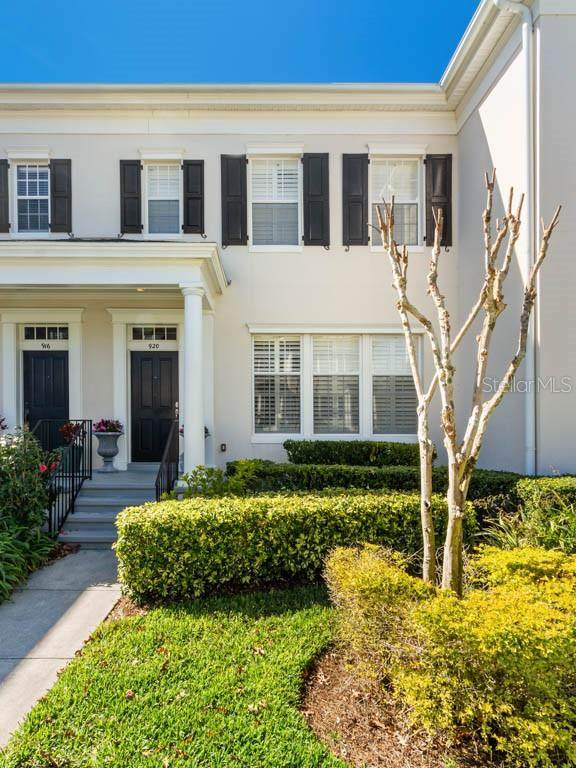 920 Fern Avenue #1, Orlando, FL 32814 (MLS #O5847156) :: Icon Premium Realty