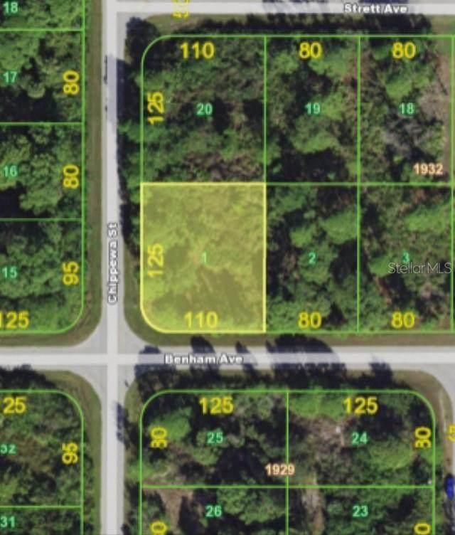 Address Not Published, Port Charlotte, FL 33981 (MLS #O5847377) :: The BRC Group, LLC