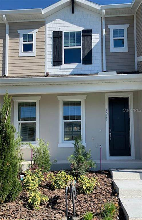 2105 Gopher Tortoise Terrace, Oakland, FL 34787 (MLS #O5849064) :: Key Classic Realty