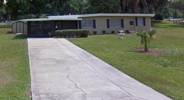 4113 Cr 400, Lake Panasoffkee, FL 33538 (MLS #O5850021) :: The Figueroa Team