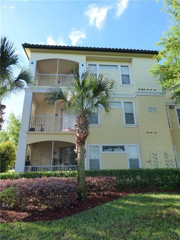 2525 Maitland Crossing Way #307, Orlando, FL 32810 (MLS #O5850548) :: Godwin Realty Group