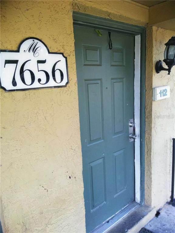 7656 Forest City Road #112, Orlando, FL 32810 (MLS #O5852215) :: Zarghami Group