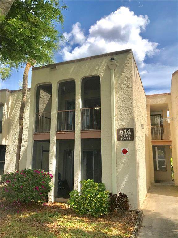 514 Orange Drive #30, Altamonte Springs, FL 32701 (MLS #O5853438) :: Bustamante Real Estate