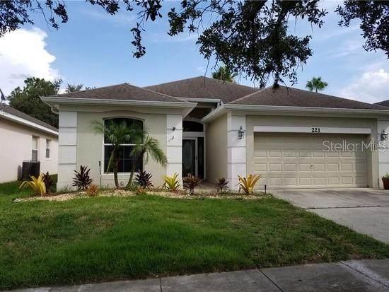 221 Westmoreland Circle, Kissimmee, FL 34744 (MLS #O5853585) :: Armel Real Estate