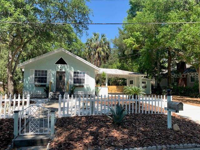 311 E 10TH Avenue, Mount Dora, FL 32757 (MLS #O5854748) :: Team Bohannon Keller Williams, Tampa Properties