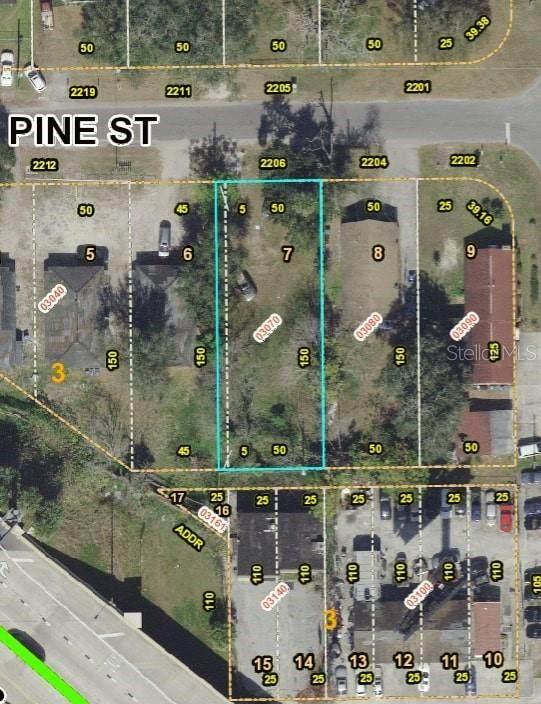2206 W Pine Street, Orlando, FL 32805 (MLS #O5855049) :: Team Buky