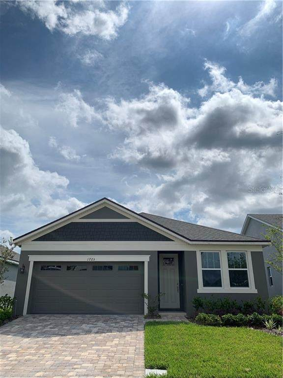 1723 Blissful Drive, Kissimmee, FL 34744 (MLS #O5855719) :: Bustamante Real Estate