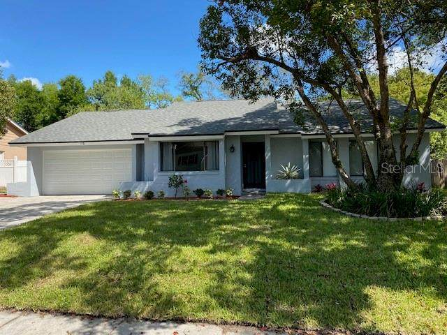 1381 Lancelot Way, Casselberry, FL 32707 (MLS #O5856310) :: Baird Realty Group