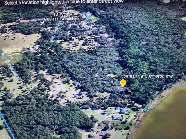 Treasure Island Road, Leesburg, FL 34788 (MLS #O5856355) :: Southern Associates Realty LLC