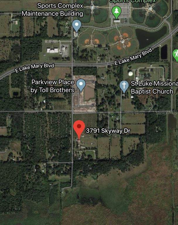 3791 Skyway Drive, Sanford, FL 32773 (MLS #O5856486) :: Real Estate Chicks