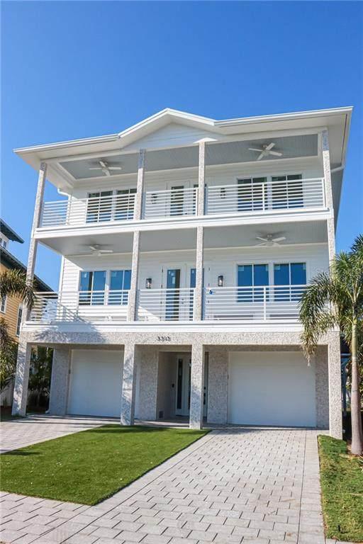 3313 W Maritana Drive, St Pete Beach, FL 33706 (MLS #O5863670) :: Lockhart & Walseth Team, Realtors