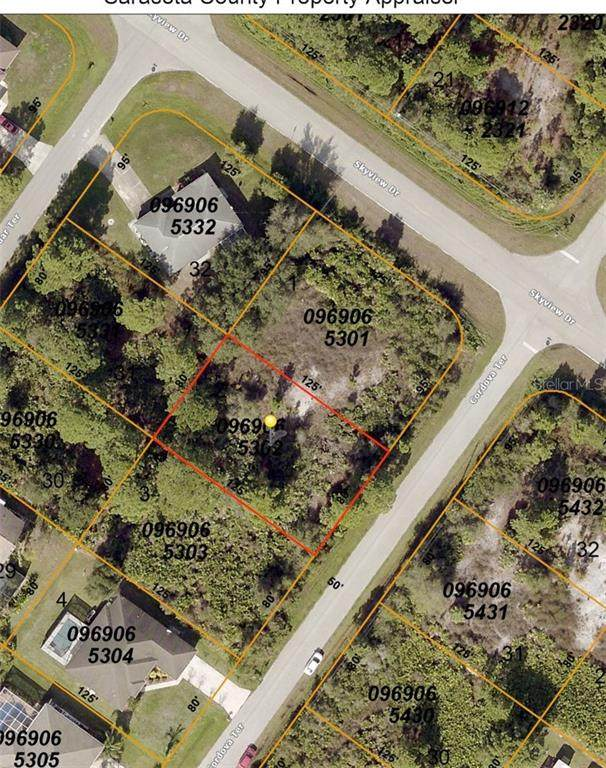 Cordova Terrace, North Port, FL 34291 (MLS #O5863842) :: The Duncan Duo Team