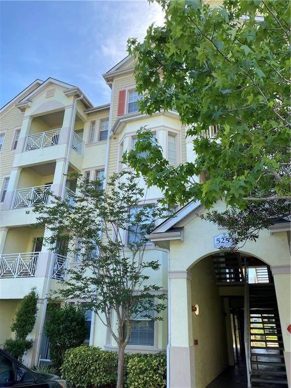 5253 Cane Island Loop #301, Kissimmee, FL 34746 (MLS #O5864115) :: Godwin Realty Group