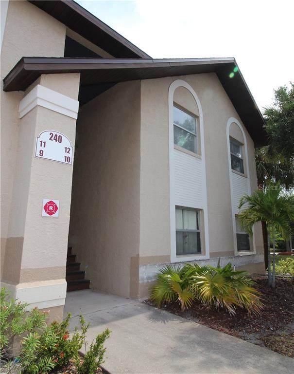 240 Spring Drive #12, Merritt Island, FL 32953 (MLS #O5864204) :: The Duncan Duo Team