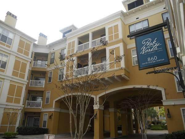 860 N Orange Avenue #336, Orlando, FL 32801 (MLS #O5864343) :: Gate Arty & the Group - Keller Williams Realty Smart