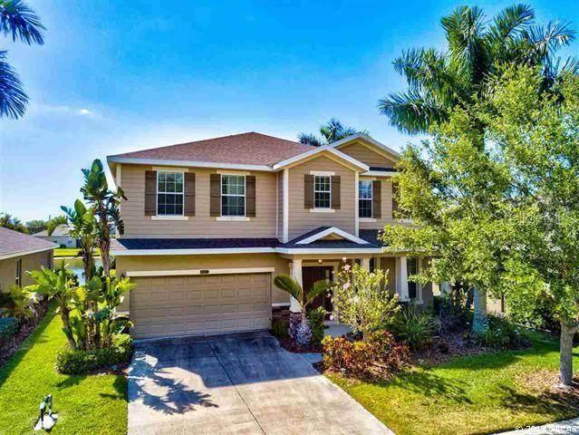 8457 Karpeal Drive, Sarasota, FL 34238 (MLS #O5864460) :: The Figueroa Team