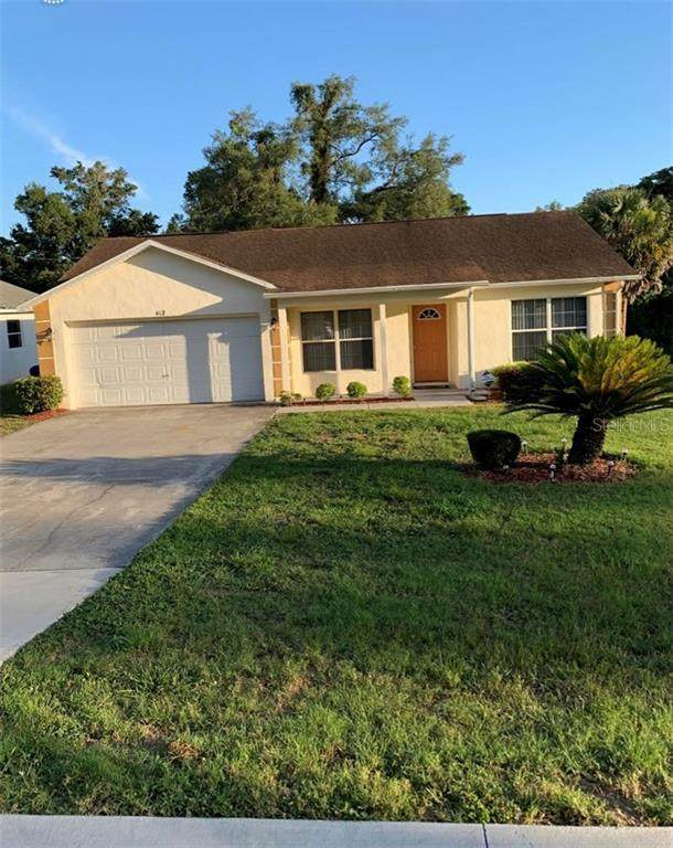 412 W 13 Street, Apopka, FL 32703 (MLS #O5865297) :: Rabell Realty Group
