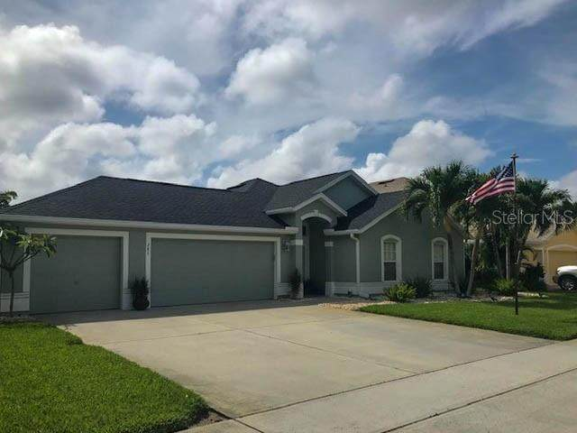 285 Tunbridge Drive, rockledge, FL 32955 (MLS #O5865306) :: Griffin Group