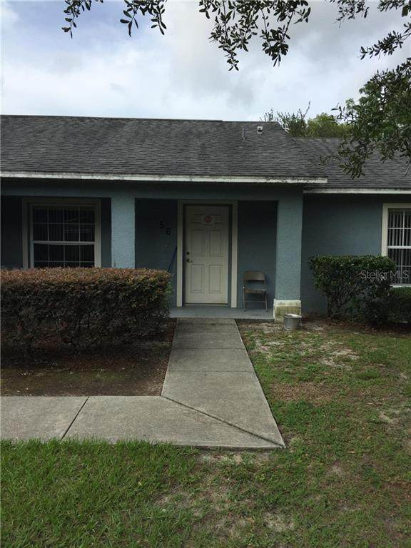 56 Wafford Street, Umatilla, FL 32784 (MLS #O5865610) :: Florida Real Estate Sellers at Keller Williams Realty