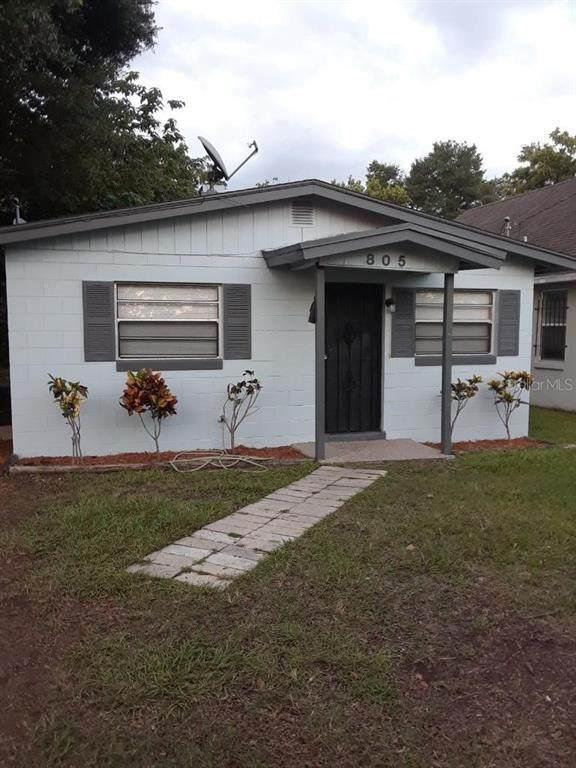805 Short Avenue, Orlando, FL 32805 (MLS #O5866747) :: The Nathan Bangs Group
