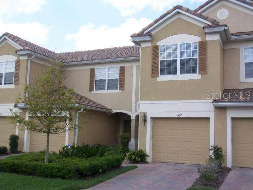 3366 Shallot Drive #105, Orlando, FL 32835 (MLS #O5867280) :: Alpha Equity Team