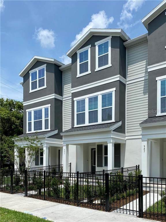 551 N Ferncreek Avenue #2, Orlando, FL 32803 (MLS #O5867425) :: Team Buky