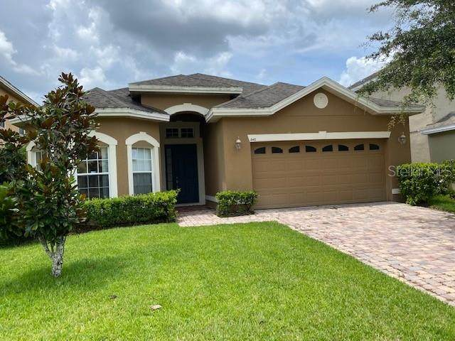 1140 Crane Crest Way, Orlando, FL 32825 (MLS #O5867679) :: Gate Arty & the Group - Keller Williams Realty Smart