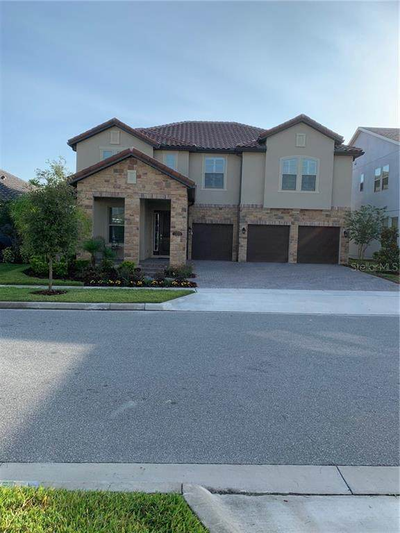 13603 Gorgona Isle Drive, Windermere, FL 34786 (MLS #O5867739) :: Armel Real Estate