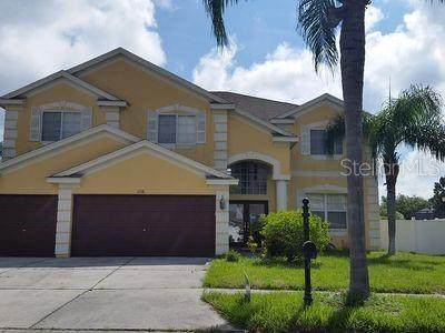 1738 Pink Guara Court, Trinity, FL 34655 (MLS #O5867980) :: The Paxton Group
