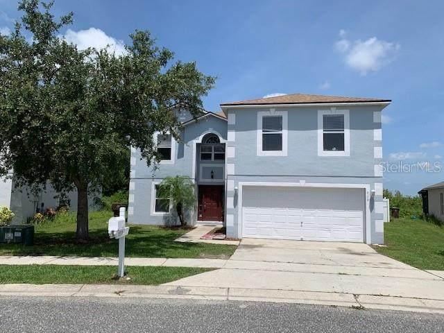 919 Kenbar Avenue, Haines City, FL 33844 (MLS #O5868003) :: Baird Realty Group