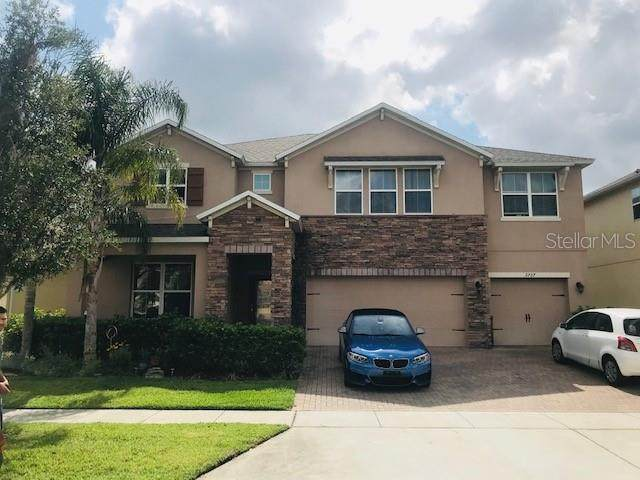 2727 Monticello Way, Kissimmee, FL 34741 (MLS #O5868062) :: Homepride Realty Services
