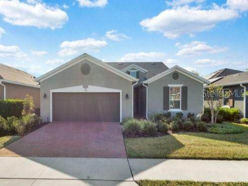 291 Silver Maple Road, Groveland, FL 34736 (MLS #O5869152) :: The Duncan Duo Team