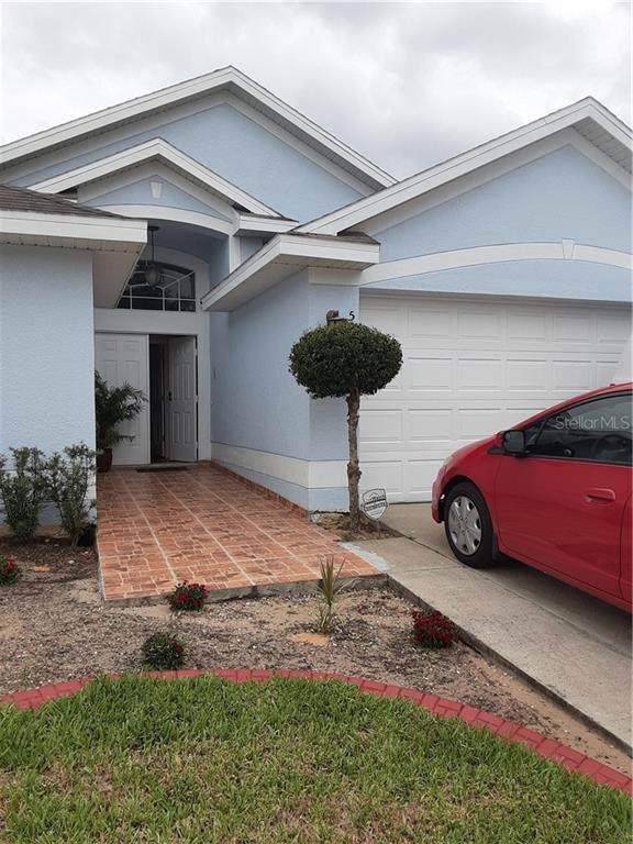 Address Not Published, Davenport, FL 33897 (MLS #O5870332) :: Delta Realty Int