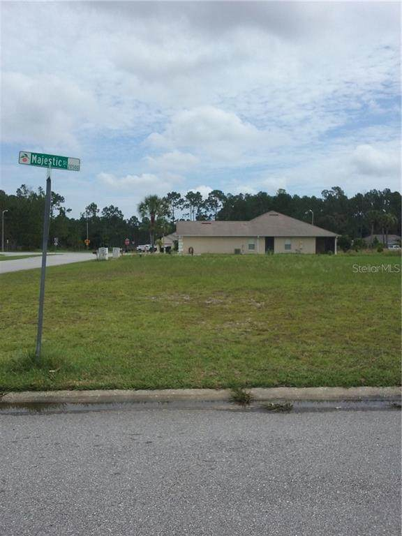 Lot 18 Majestic Street, Orlando, FL 32833 (MLS #O5871531) :: The Duncan Duo Team