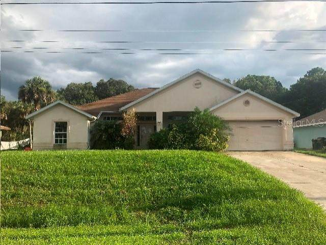 3369 Trapper Lane, North Port, FL 34286 (MLS #O5872447) :: Rabell Realty Group