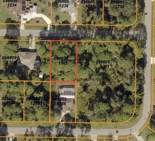 Markle Avenue, North Port, FL 34286 (MLS #O5873367) :: Team Bohannon Keller Williams, Tampa Properties