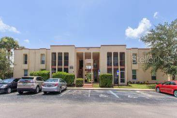 546 Orange Drive #11, Altamonte Springs, FL 32701 (MLS #O5873856) :: Cartwright Realty