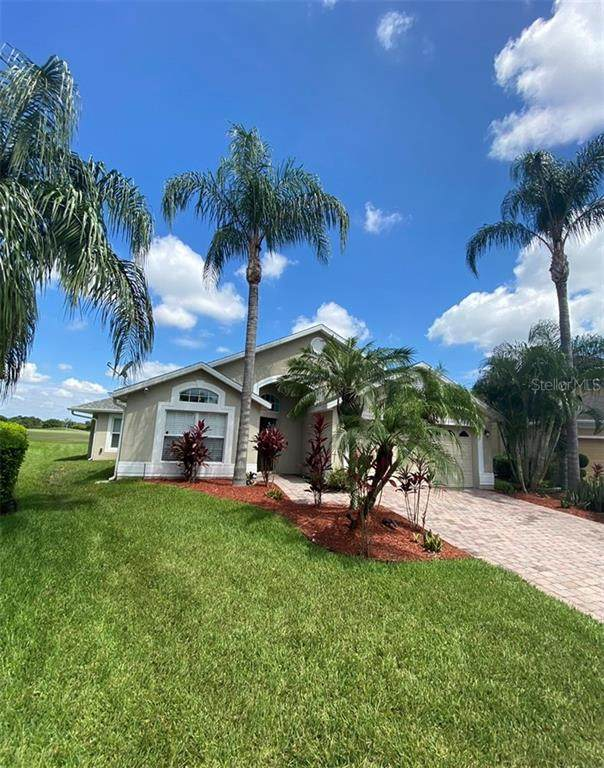 10705 Mottram Point, Orlando, FL 32832 (MLS #O5873871) :: McConnell and Associates