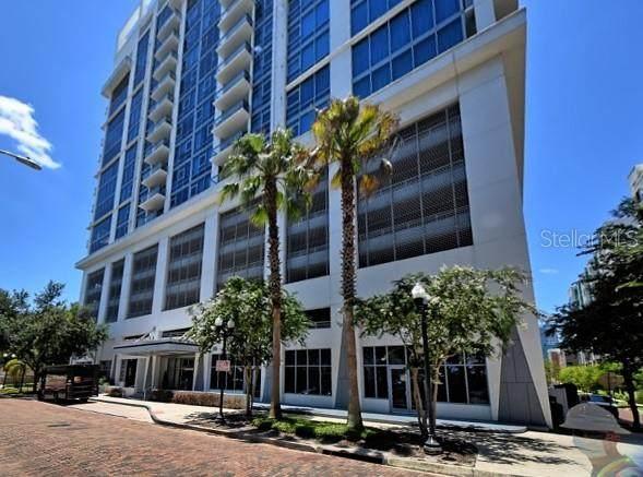 260 S Osceola Avenue #808, Orlando, FL 32801 (MLS #O5874505) :: The Duncan Duo Team