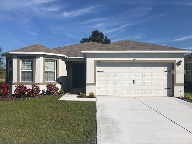 329 Summershore Drive, Auburndale, FL 33823 (MLS #O5874650) :: Griffin Group