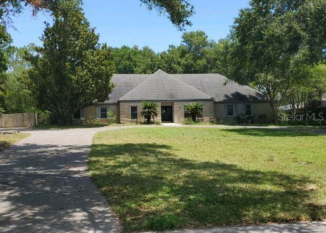 10325 Down Lakeview Circle, Windermere, FL 34786 (MLS #O5874700) :: The Duncan Duo Team