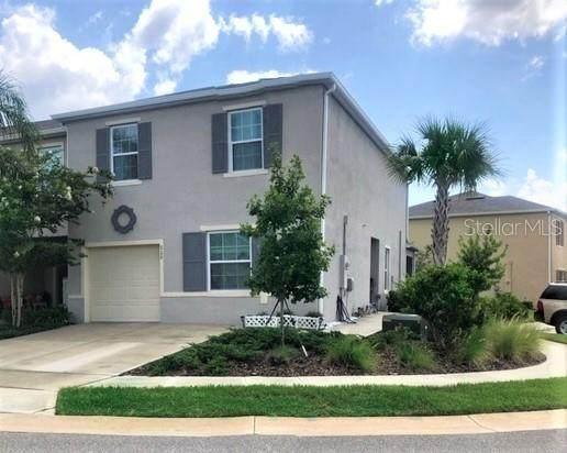 229 Arbor Lakes Drive, Davenport, FL 33896 (MLS #O5874764) :: Delgado Home Team at Keller Williams