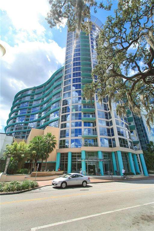 322 E Central Boulevard #1706, Orlando, FL 32801 (MLS #O5874823) :: The Duncan Duo Team