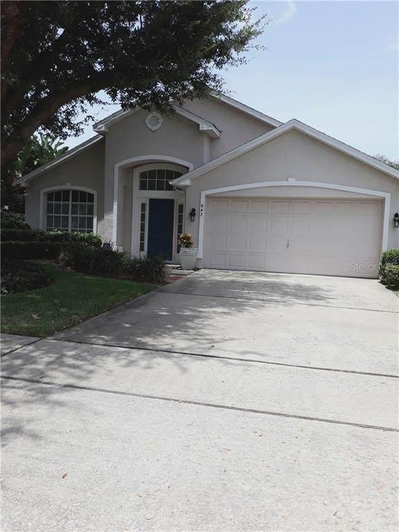 647 Bridge Creek Boulevard, Ocoee, FL 34761 (MLS #O5875132) :: Bustamante Real Estate