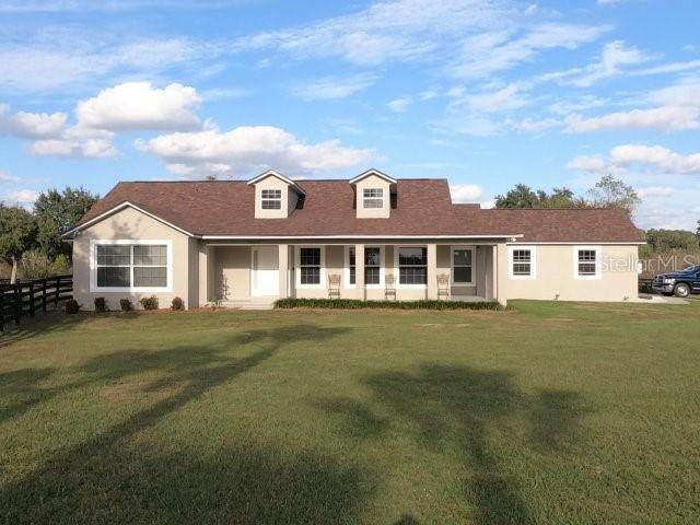 10801 Island Grove Road, Clermont, FL 34711 (MLS #O5875136) :: Bustamante Real Estate