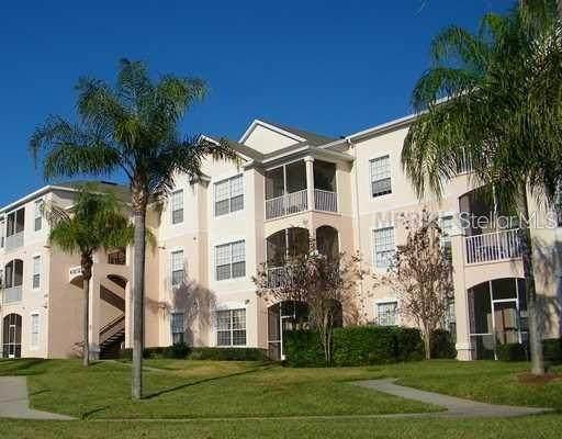 2307 Silver Palm Drive #302, Kissimmee, FL 34747 (MLS #O5875701) :: The Duncan Duo Team